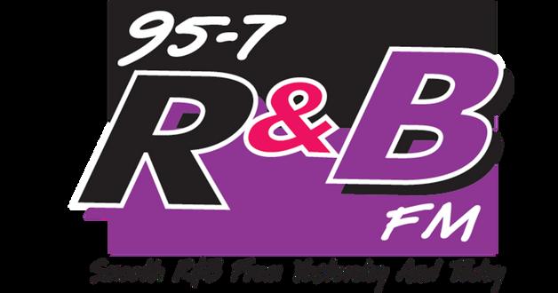 RADIO STATION - 957 SMOOTH R&B - LOGO -