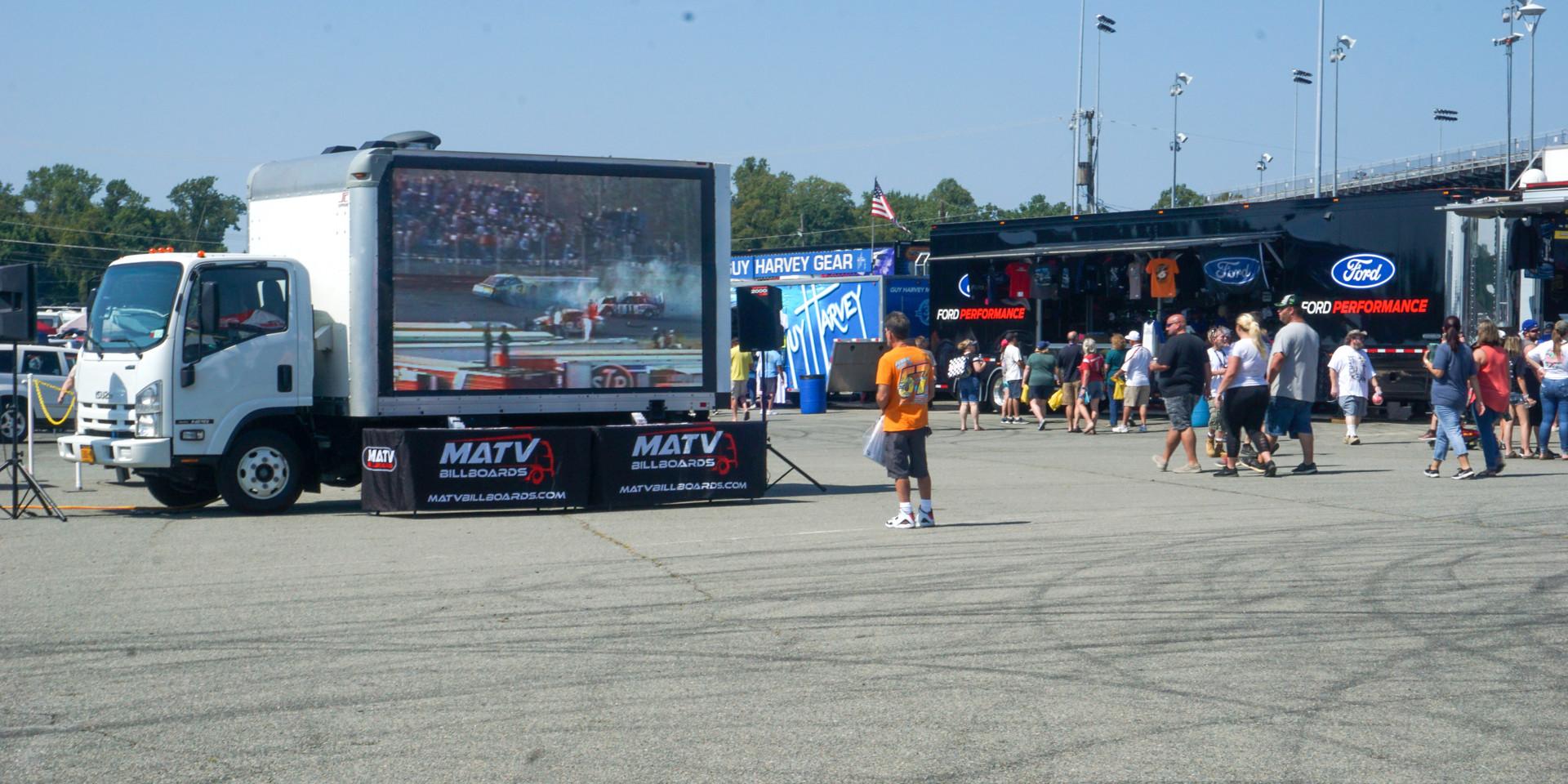 Richmond Raceway; Nascar