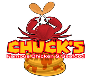 CHUCKS FAMOUS CHICKEN & SEAFOOD - LOGO -