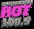 RADIO STATION - HOT 1005 - LOGO - OFFICI