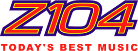 RADIO STATION - Z104 - LOGO - OFFICIAL.p