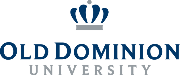 OLD DOMINION UNIVERSITY - ODU - LOGO - O