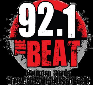 RADIO STATION - 921 THE BEAT - LOGO - OF