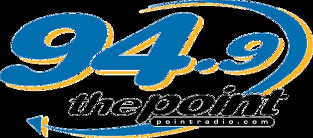 RADIO STATION - 949 THE POINT - LOGO - O