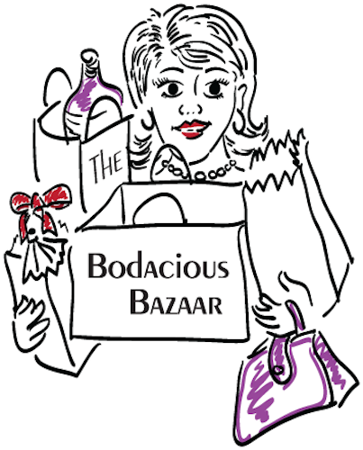 EVENT - THE BODACIOUS BAZAAR - LOGO - OF