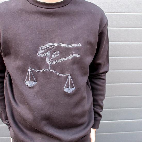 Sweater Weegschaal