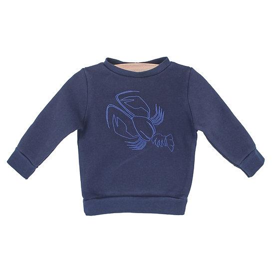 Mini sweater Kreeft