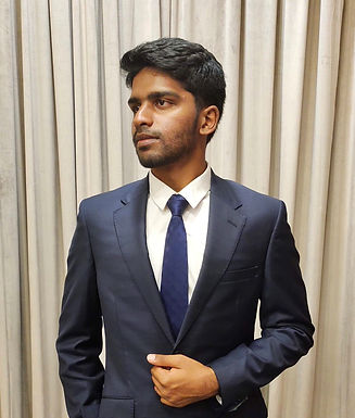 Adithya is an ambitious, passionate and hardworking member. He has always been very cooperative and created a friendly environment around him.
