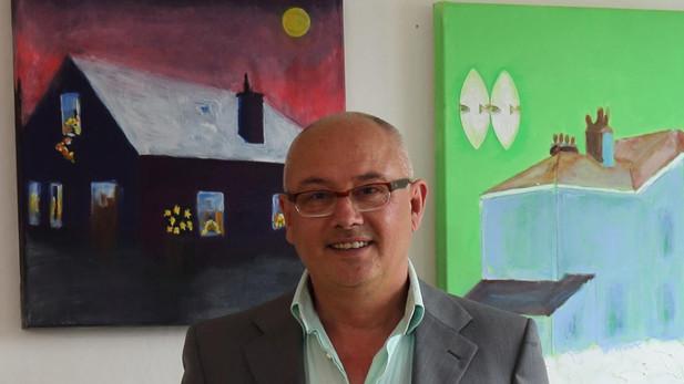 Johan Kuhlmann - Beeldend Kunstenaar & Decor Ontwerp