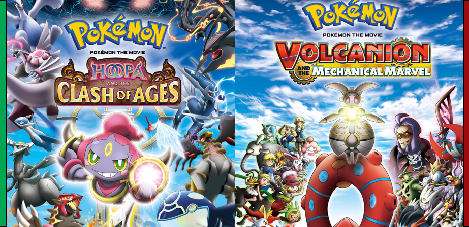 An Expansive Library Of Pokemon Movies 20 21
