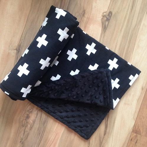 Minky deka na zakázku