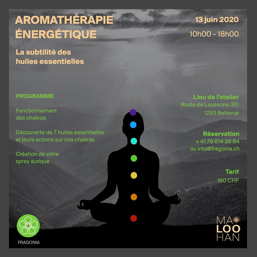 Aromathérapie énergétique - La subtilité des huiles essentielles