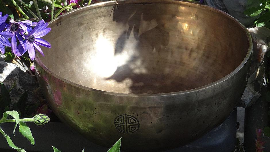Klankschalen, praktijk Wiracocha