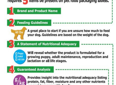 AAFCO and Your Pet Food Label