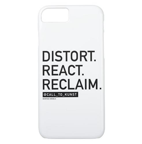 Distort React Reclaim IPhone 7/8 Case
