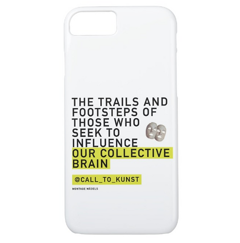 Collective Brain IPhone7/8 Case