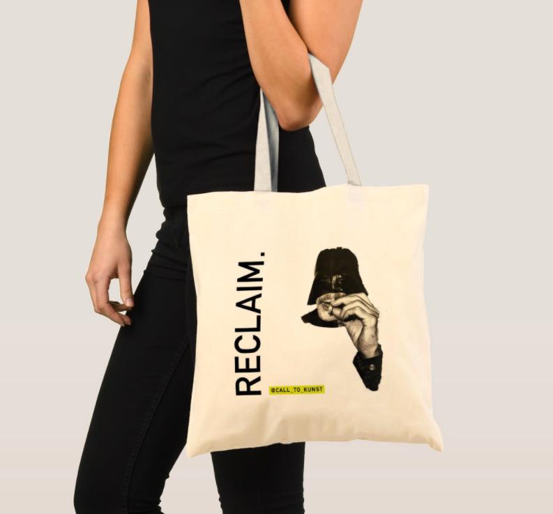 RECLAIM Tote Bag
