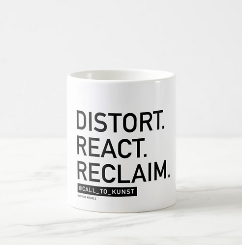 Distort React Reclaim Classic Mug