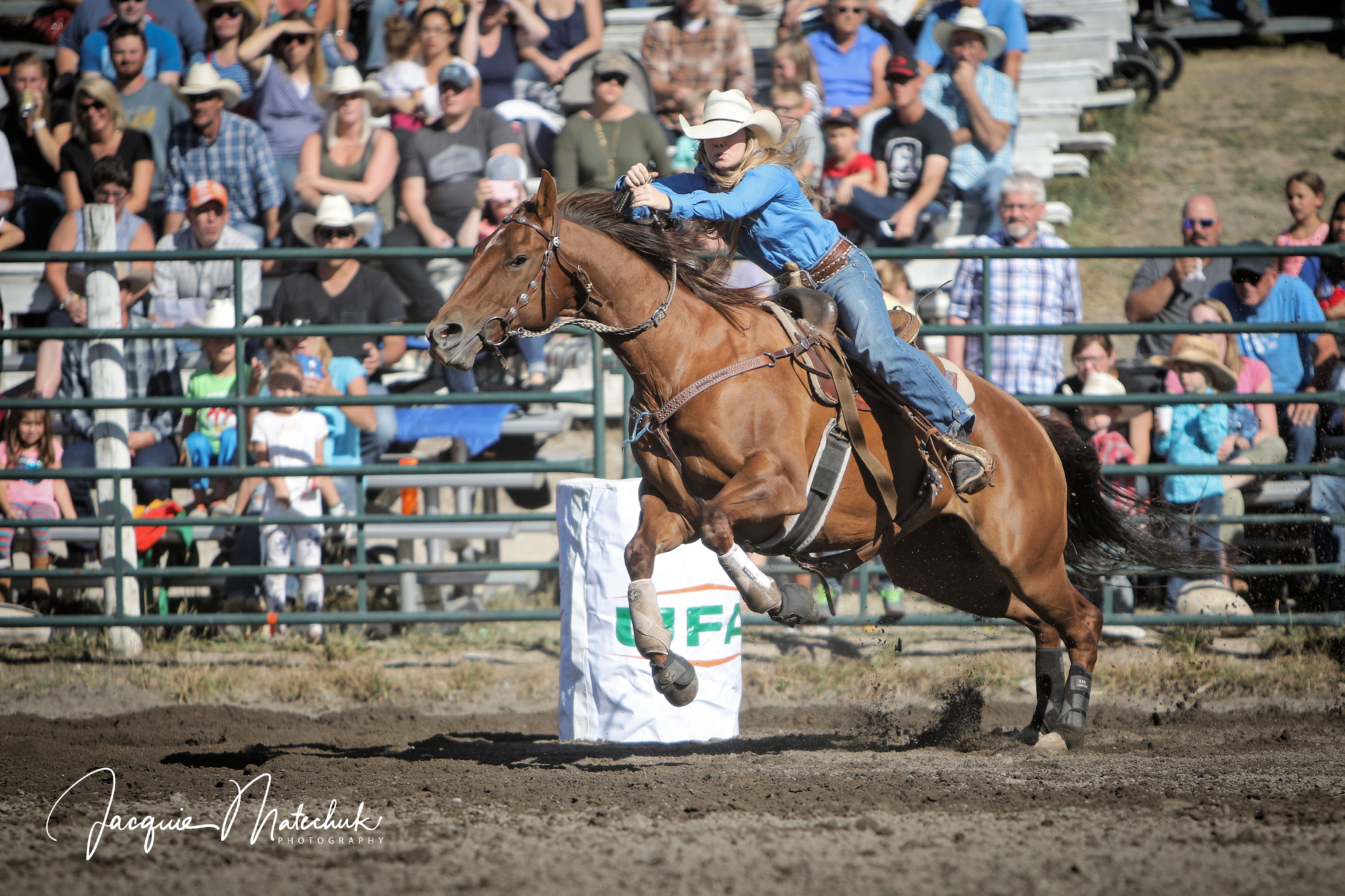 Women's Barrel Racing