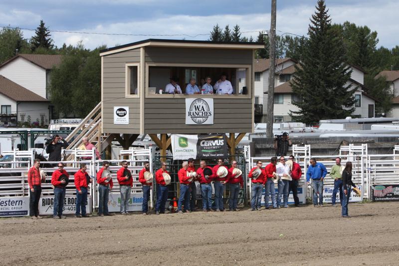 2016 Cochrane Lions Rodeo (12)
