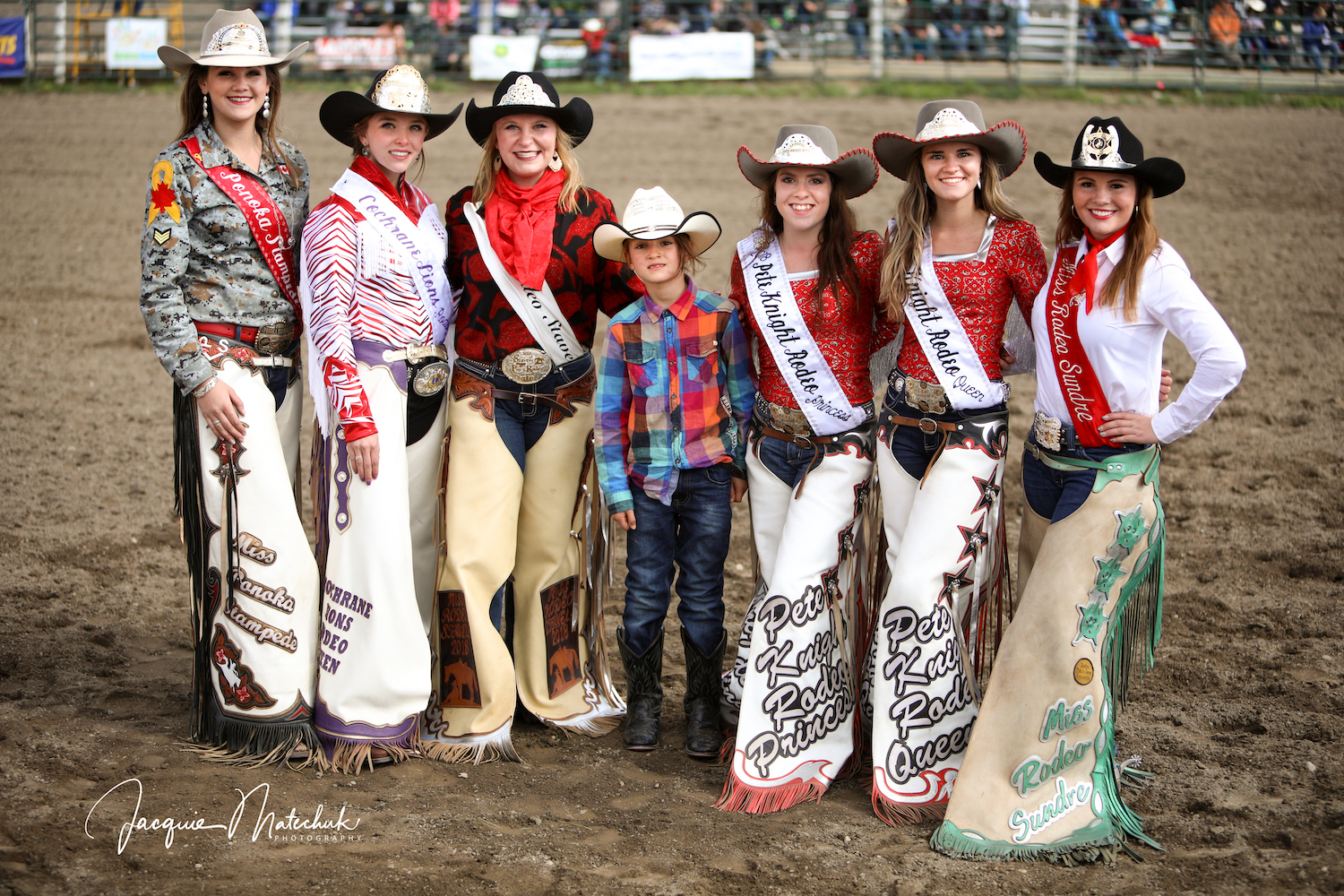 Rodeo Royalty Alberta