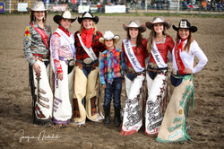 Rodeo Royalty Alberta