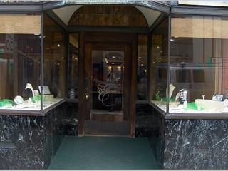 Eichhorn Jewelry Entrance