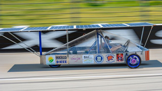 CCA Solar Car Race
