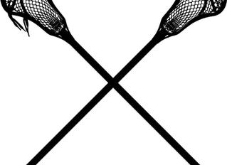 Lacrosse Mom Butterflies