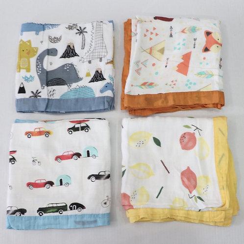 Fun Print Blankets!