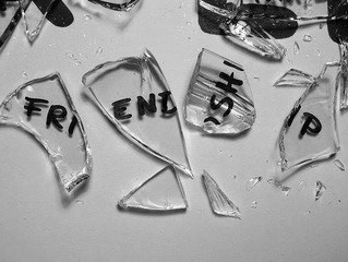 Healing from a Broken Friendship