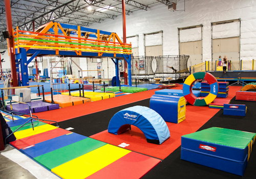 Amazing Play Space!!