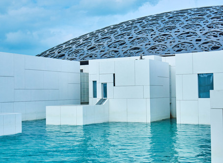 If you like art and architecture, you would probably like these destinations