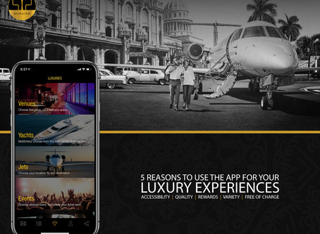 5 Reasons to Consider Using BeSeated for Luxurious Experiences