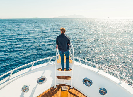 How to live the #yachtlife dream