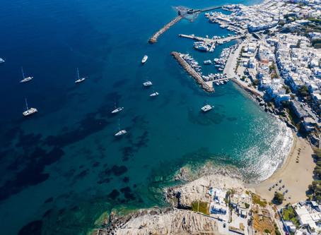 Top villages to visit in Paros