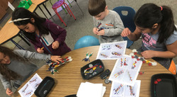 Working with KNex