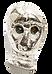 Hematite Skulls