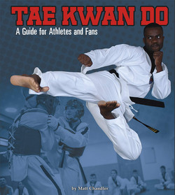 Tae Kwon Do Cover