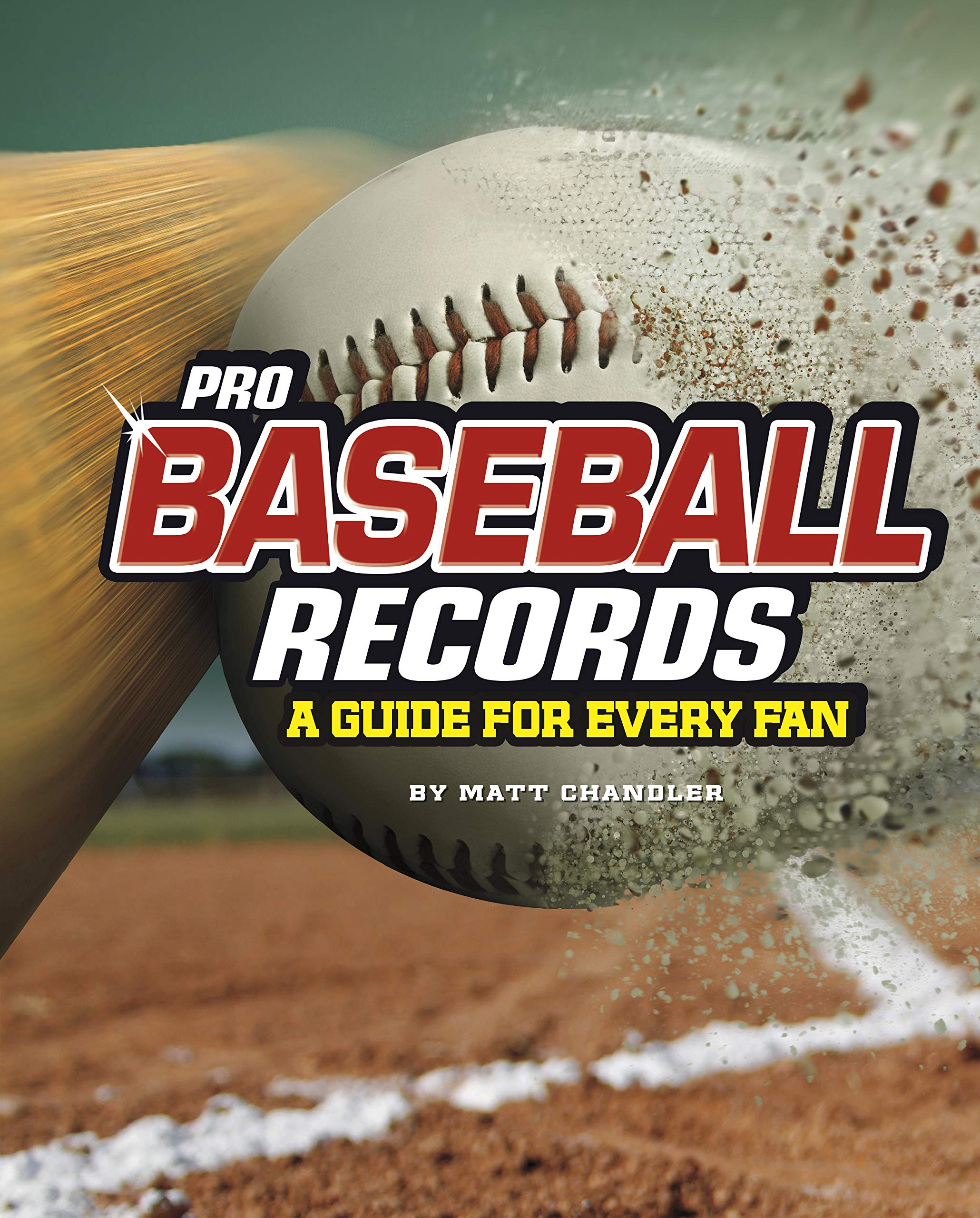 Baseball Records Cover