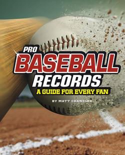 Baseball Records Cover