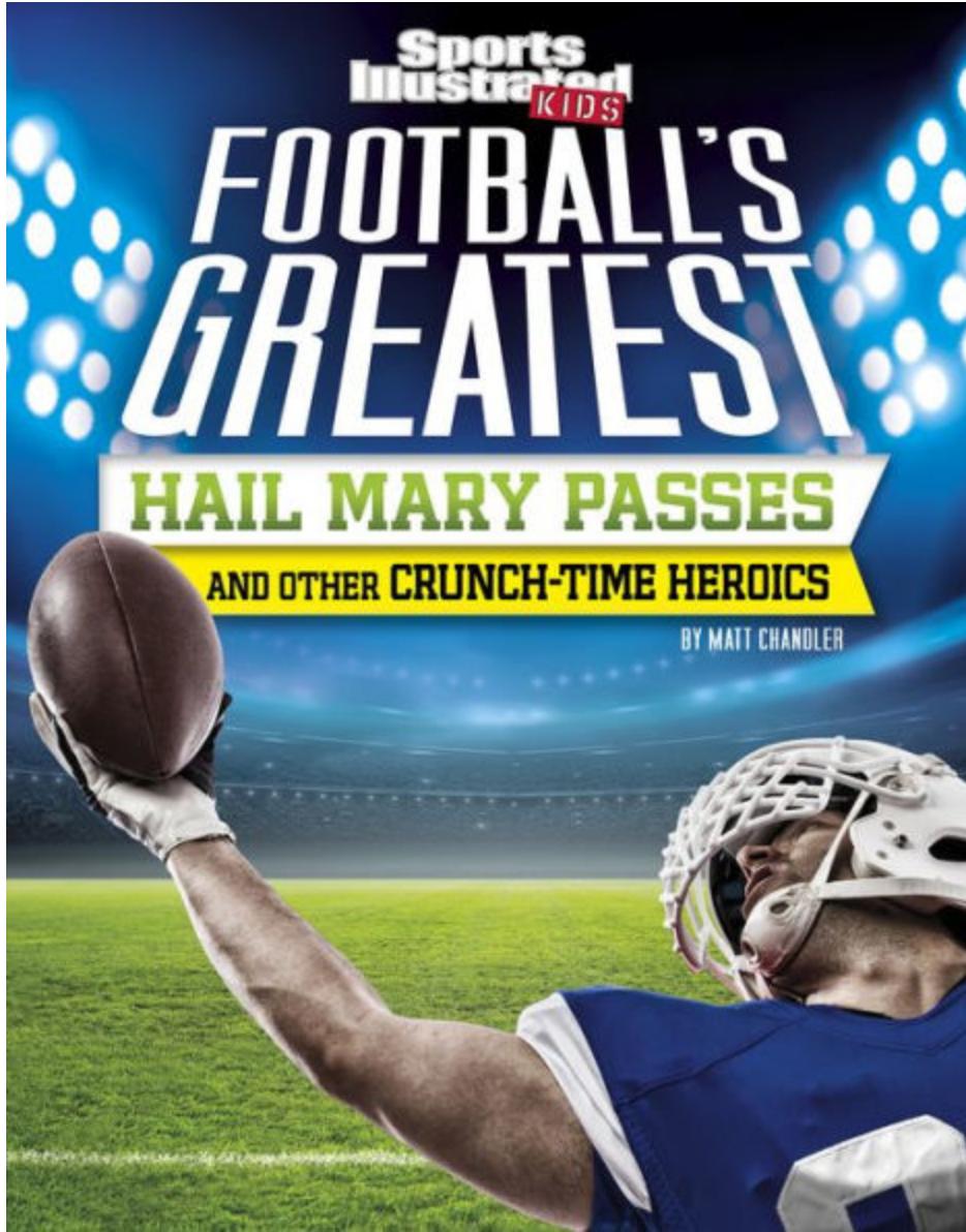 Football Hail Marys