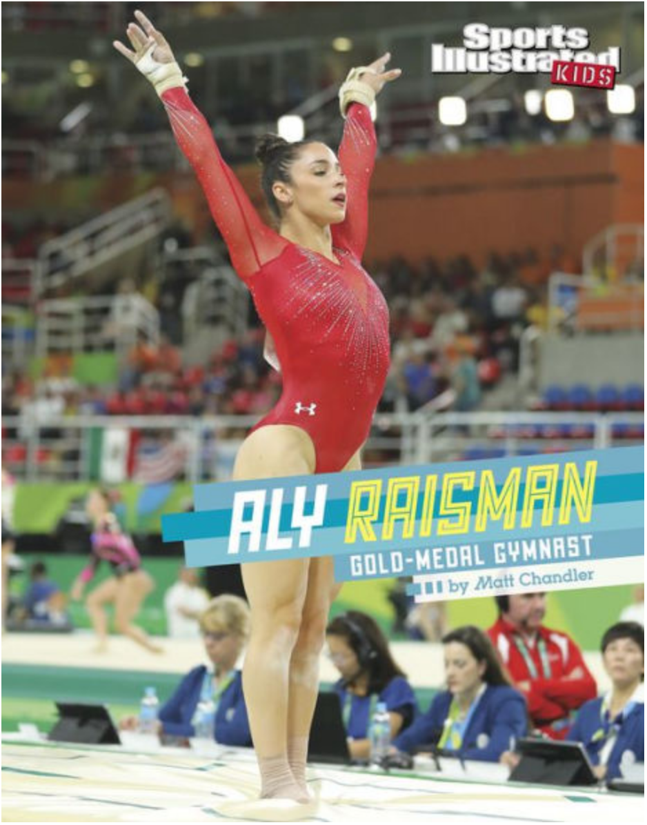 Raisman Cover