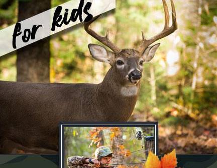 Book Geared Toward Teaching Kids the Basics of Hunting Coming Soon