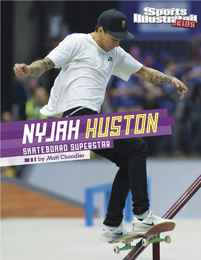 Huston Cover