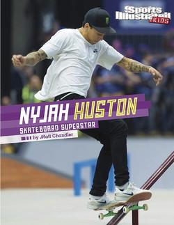 Huston Cover