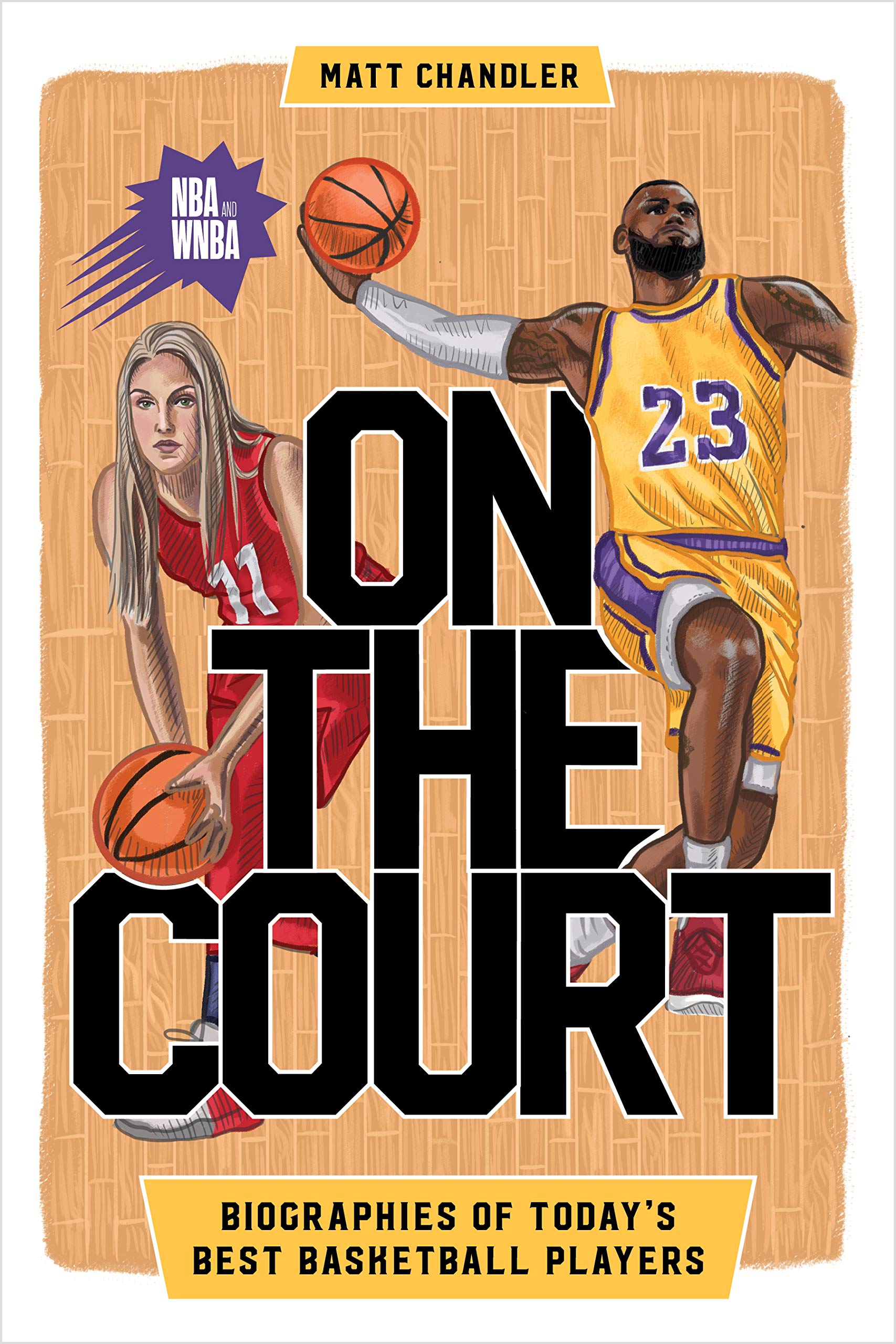OnTheCourtCover