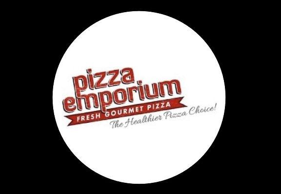 Pizza Emporium Logo Black Background .jp