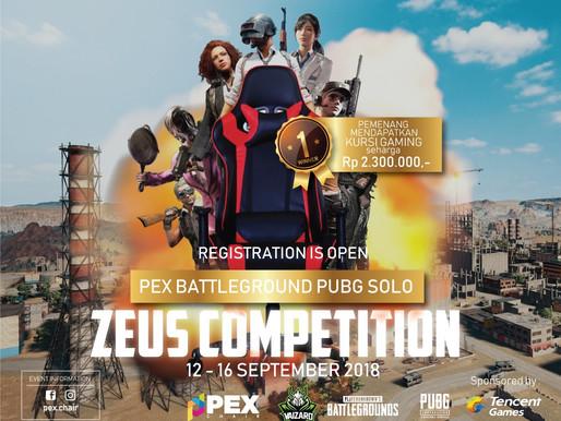 PEX BATTLEGROUND PUBG | COMPETITION BOGOR