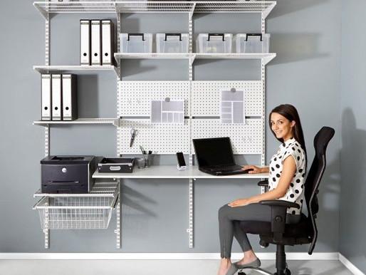4 Tips Tepat Memilih Kursi Kerja Putar Untuk Bekerja di Rumah | Work From Home